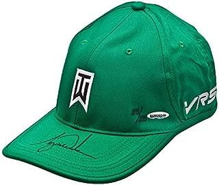 Best tiger woods autographed hat value Reviews