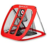 RELILAC Pop Up Golf Chipping Net - Indoor/Outdoor Golfing Target Accessories for Backyard