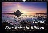 Island - Eine Reise in BildernCH-Version (Wandkalender 2021 DIN A4 quer)