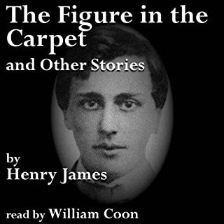 The Figure in the Carpet and Other Stories audiobook cover art