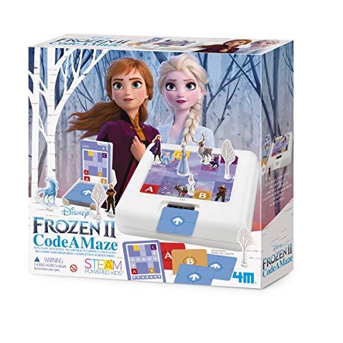 4M- Disney Frozen 2 Code-A-Maze (D406202)