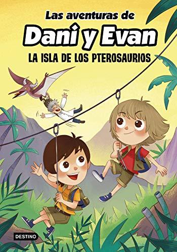 Las aventuras de Dani y Evan. La isla de los pterosaurios (Youtubers infantiles)