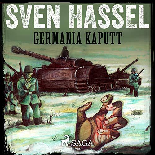 Germania Kaputt copertina