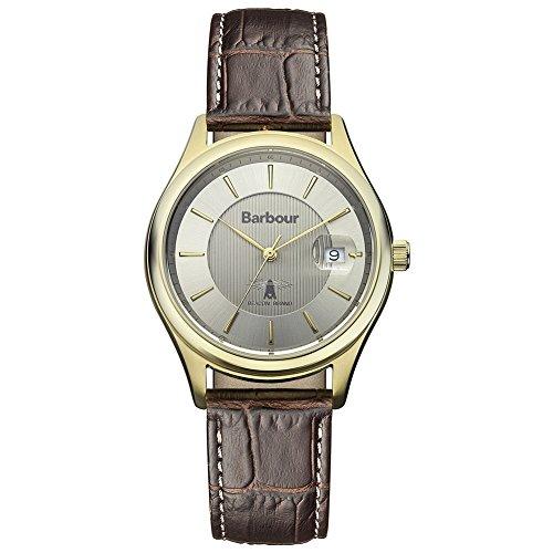 Barbour BB016GDBR Reloj de Hombres
