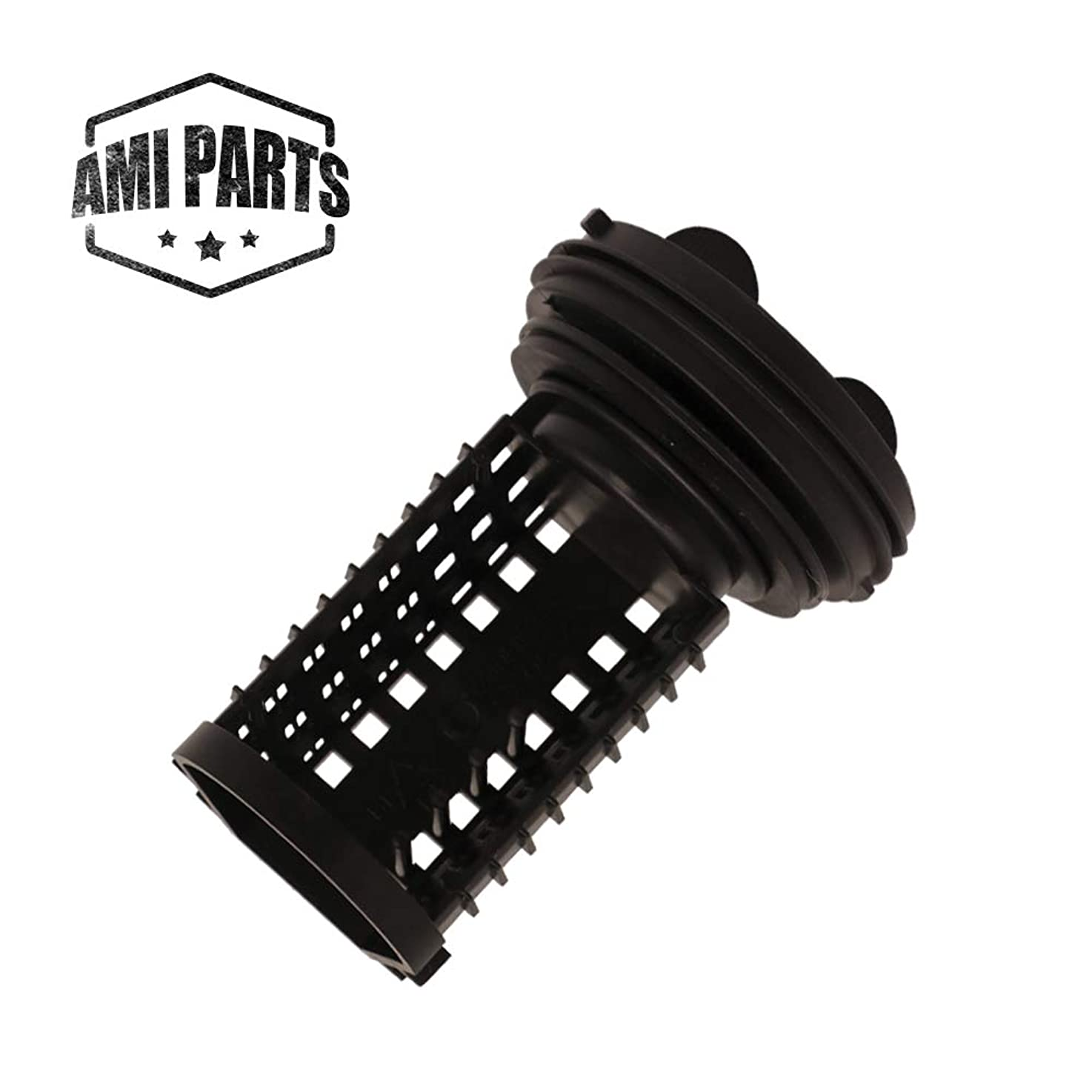 AMI PARTS 383EER2001A Washer Drain Pump Filter/Trap for LG Washer Drain Pump Replaces AP4440367 383EER2001F