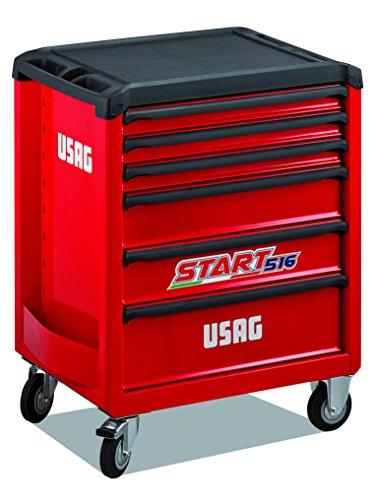 USAG 516 SP6V U05160006 Carrello Start-6 Cassetti (vuoto)