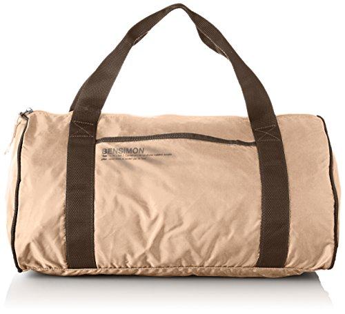 Bensimon Color Bag, Damen Bowling Tasche, Beige, 21.5x22x45 cm (W x H L)