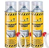 Chamäleon HOHLRAUM 500ml Spray VERSIEGELUNG HOHLRAUMSCHUTZ 1K HOHLRAUMVERSIEGELUNG Hohlraumkonservierer SPRÜHDOSE (3)