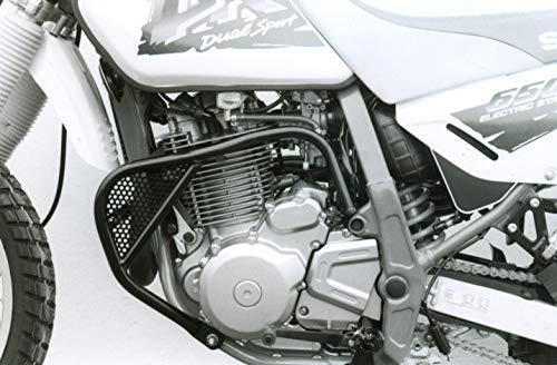 Hepco & Becker Motor Guardia – negro para Suzuki DR 65