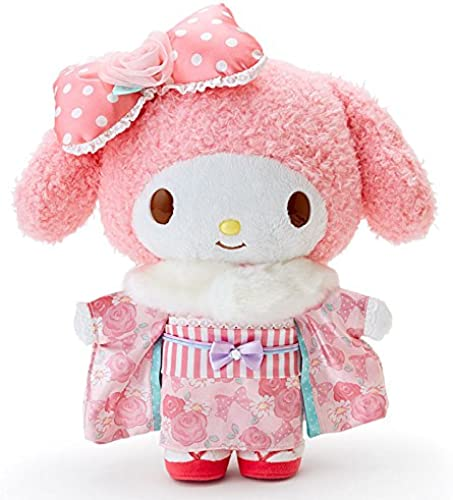 My Melody kimono stuffed Sanrio store plush kawaii 2016 NEW Japan Import