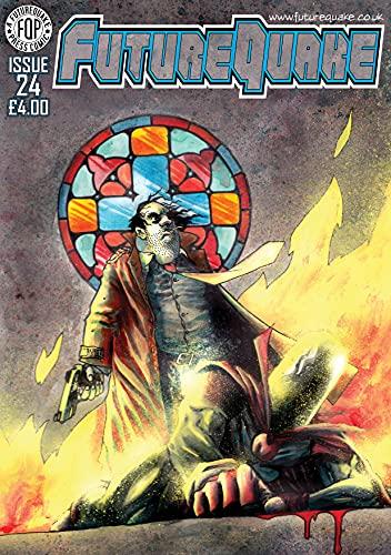 FutureQuake Vol. 24 (English Edition)