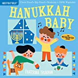 Indestructibles: Hanukkah Baby: Chew Proof · Rip Proof · Nontoxic · 100% Washable (Book for Babies, Newborn Books, Safe to Chew)