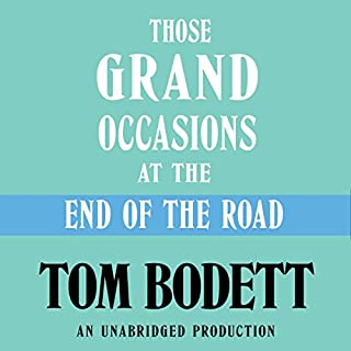 Those Grand Occasions at the End of the Road cover art