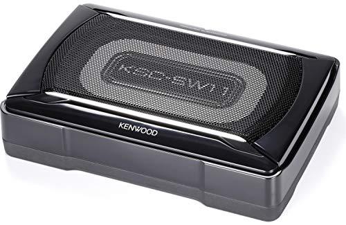 Kenwood Ksc-SW11 Aktiver Gehäusesubwoofer (150 Watt, 1-er Stück)