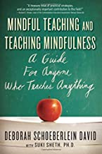 Best mindful teaching and teaching mindfulness Reviews
