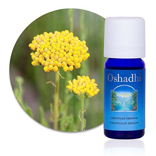 Huile essentielle : Hélichryse italienne extra BIO - Helichrysum italicum - 5 ml