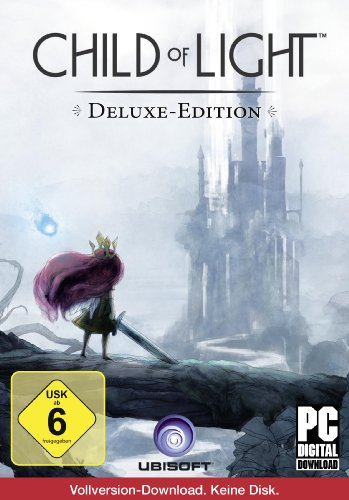 Ubisoft Child of Light Deluxe Edition, PC - Juego (PC, PC, Ubisoft, Deluxe)