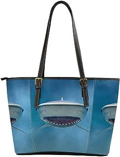 InterestPrint Women's Large Capacity Work Tote Shoulder Bag