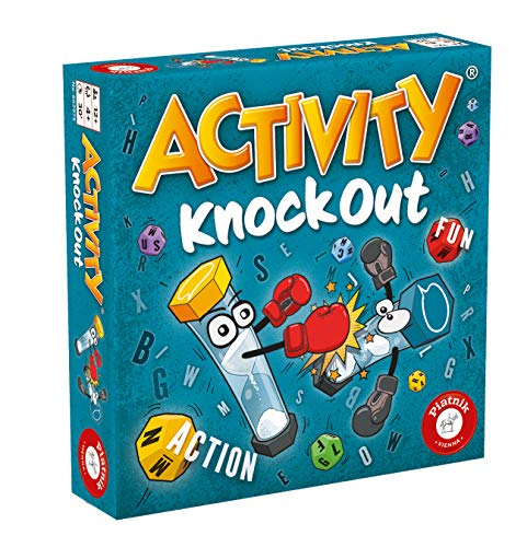 Piatnik Vienna 662973 - Activity Knock Out