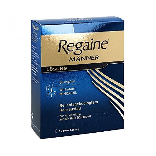 Regaine Männer Anti-Haarausfall Lösung, 60 ml
