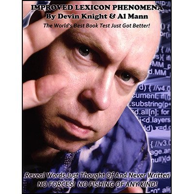 Murphy's Lexicon Phenomena by Devin Knight and Al Mann - Trick
