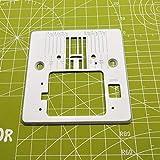 YICBOR Placa de aguja #416472401/Q60D para Singer 4411 resistente, 4423 resistente, 4432