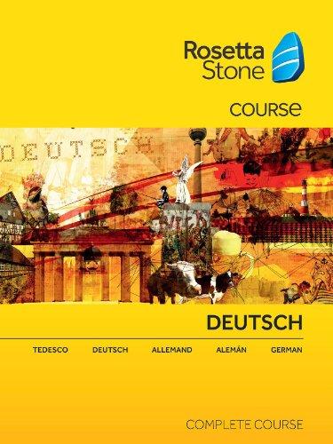 Rosetta Stone Allemand Complete Course