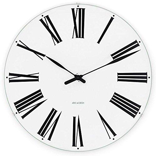 Rosendahl - 43642 - Wanduhr - Arne Jacobsen - Roman (29cm)