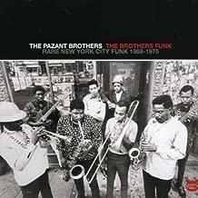 Brothers Funk: Rare New York City Funk 1969-1975