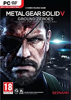 Konami Metal Gear Solid V Ground Zeroes [PC]