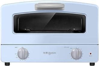 KELITE Mini Horno Hogar Multifuncional Pequeño horneado 12L Capacidad 60 Minutos Temporizador 90-230 □ Control de Temperatura Pan Cake Horno Cocina Cocina 220V (Color : Blue)