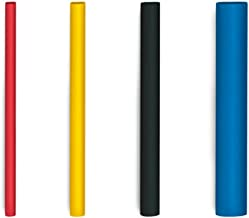Steinel Heat Shrink Tube Set I - 70 pcs. for shrinking onto cable terminals, breaks and looms, Diameter 1.6 mm - 4.8 mm, C...