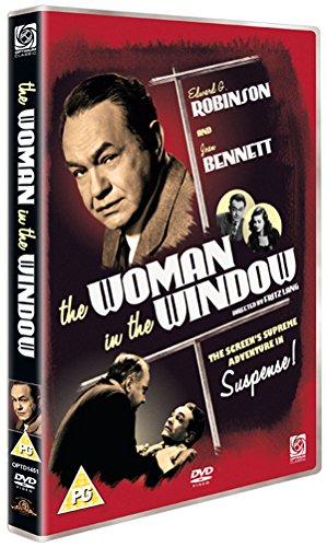 The Woman on the Window (1944), de Fritz Lang [em inglês, sem legendas]