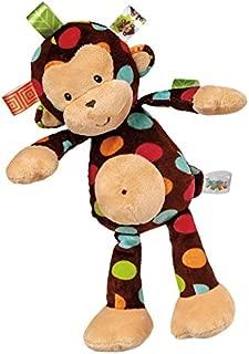 Taggies Dazzle Dots Soft Toy, Monkey