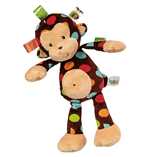 Taggies Dazzle Dots Soft Toy,...