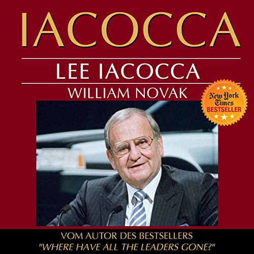 Iacocca audiobook cover art
