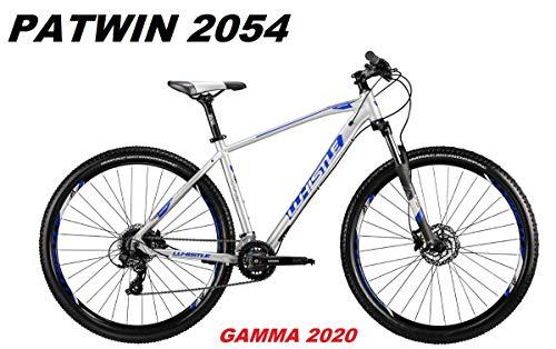 WHISTLE Bici PATWIN 2054 Ruota 29 Shimano 16V SUNTOUR XCT HLO Gamma 2020 (48 CM - M)