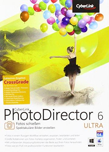 Cyberlink PhotoDirector 6 Ultra Crossgrade