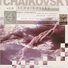 Tchaikovsky: Piano Concertos, Symphony Pathetique, The Seasons, & Piano Pieces; Mikhail Pletnev/Russian National Orchestra 's