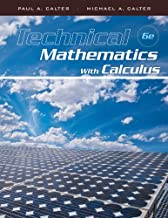 technical mathematics with calculus canadian edition