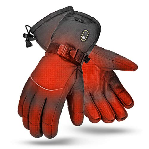 ladies heated gloves - 4