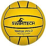 ND Sports K-REY-STB1005 SwimTech Ballon de Water Polo 5, Multicolore, Taille Unique