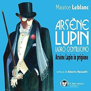 Arsène Lupin in prigione copertina