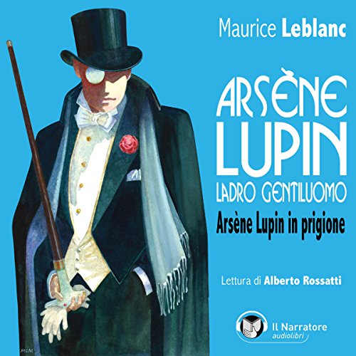 Arsène Lupin in prigione cover art