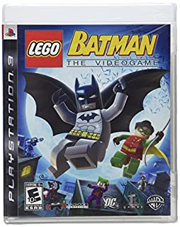 LEGO Batman - Playstation 3 by Artist Not Provided (B000ZK9QC8) | Amazon price tracker / tracking, Amazon price history charts, Amazon price watches, Amazon price drop alerts