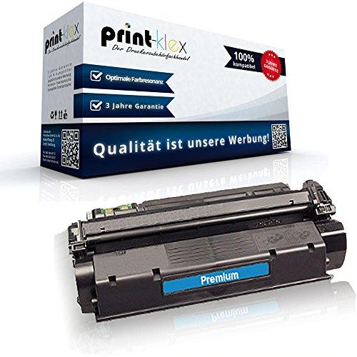 Print-Klex Kompatible Tonerkartusche für HP LaserJet 1300 LaserJet 1300N LaserJet 1300T LaserJet 1300XI Q 2613A Q 2613X HP-13A HP-13X HP 13A HP 13X