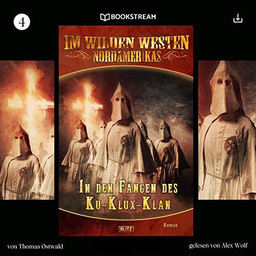 In den Fängen des Ku-Klux-Klan Titelbild