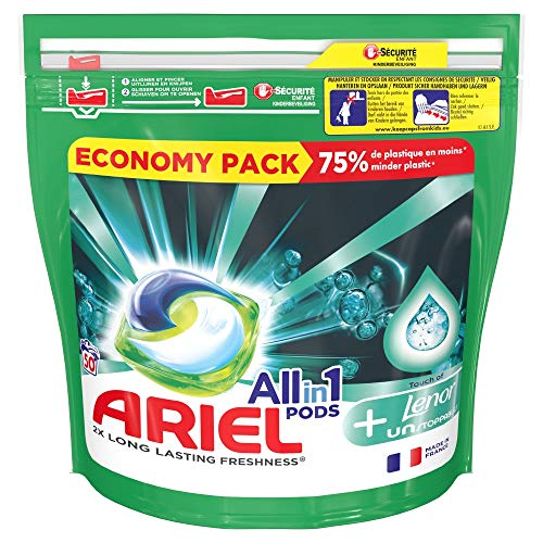 Ariel All-In-1 Pods+ Lenor Unstoppables 50 Unidades 1340 g