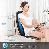 Zoom IMG-2 comfier shiatsu massaggiatore schiena con