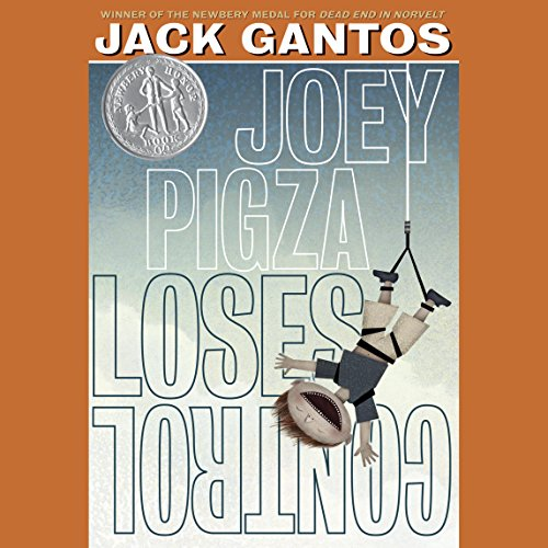 Joey Pigza Loses Control  audiobook cover art